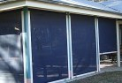 Adams Estate Clear pvc blinds 3